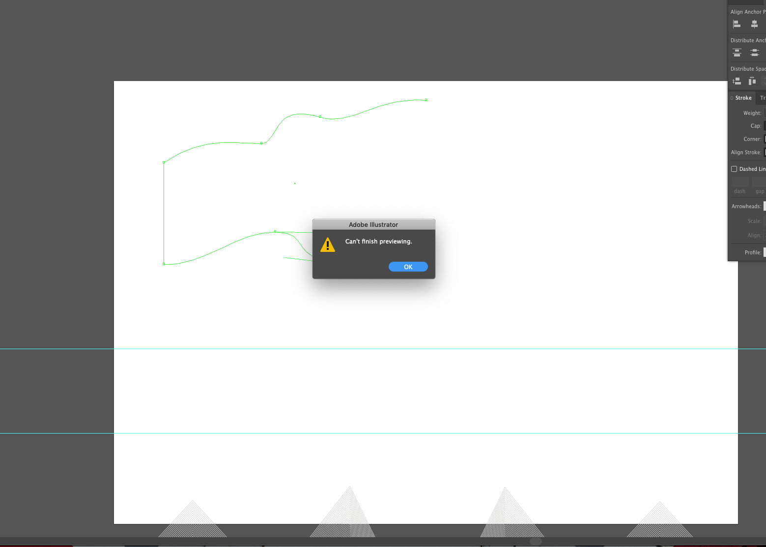 New Illustrator 23 0 not showing preview | Adobe Community